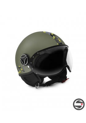 MOMODESIGN FGTR BABY MILITARY GREEN CAMOUFLAGE
