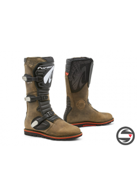 FORMA TRIAL BOOTS BOULDER DRY 24 BROWN MARRONE