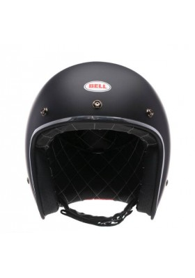 BELL CASCO CUSTOM 500 NERO OPACO