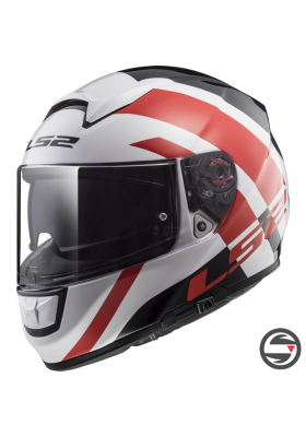 FF397 VECTOR TRIDENT WHITE RED