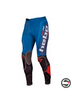 HE3173 PANT TRIAL RACE PRO 3 BLUE