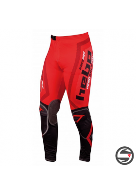 PANT TRIAL RACE PRO 3 RED HE3173