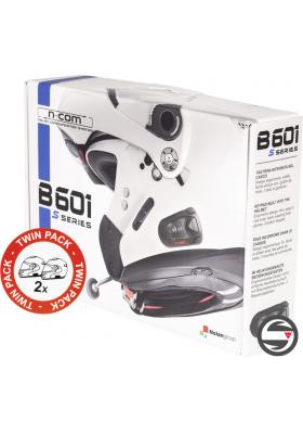 N-COM B601 S TWIN PACK NOLAN PER G9.1/EVOLVE G4.2 PRO N103 N91/EVO N90-2 N90 N86 N85 N71 N43/AIR
