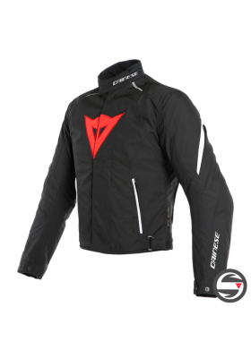 LAGUNA SECA 3 D-DRY JACKET A77 BLACK RED