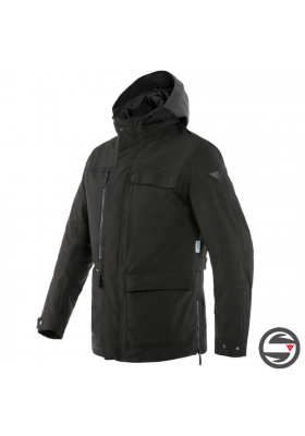 MILANO D-DRY JACKET 68C EBONY BLACK