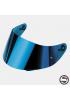 AGV VISOR GT4 001 IRIDIUM BLUE MAX PINLOCK K5 S/K3 SV (ML-L-XL-XXL) MPLK
