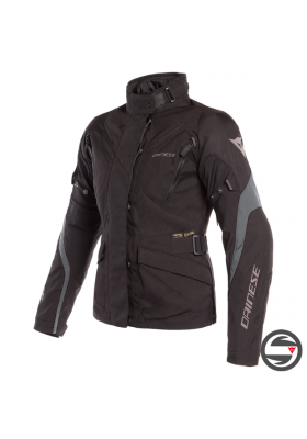 D-DRY TEMPEST 2 LADY JACKET Y21 BLACK EBONY