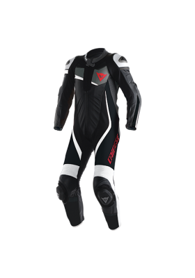 VELOSTER 1 PC PERF. SUIT BLACK WHITE