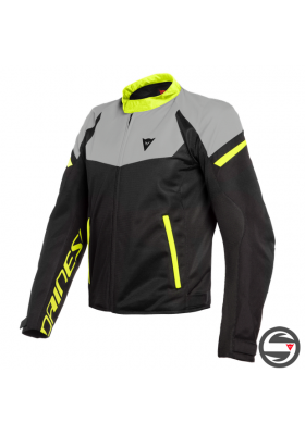 BORA AIR TEX JACKET 02E BLACK MAGNESIO FLUO YELLOW
