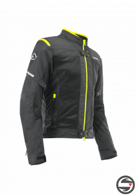 RAMSEY CE VENTED JACKET 318 NERO GIALLO