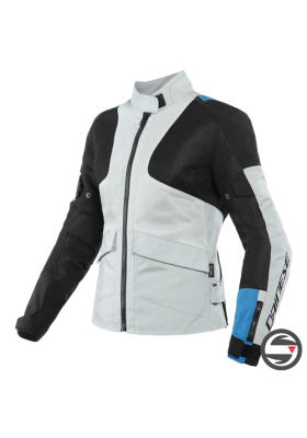 AIR TOURER LADY TEX JACKET 65C GLACIER GRAY BLUE BLACK