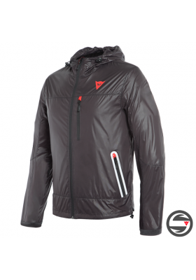 WINDBRAKER AFTERIDE MAN BLACK DAINESE