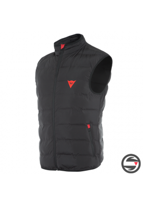 DOWN-VEST MAN AFTERIDE 001 BLACK DAINESE