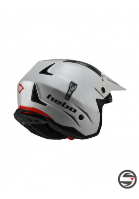 HC1030B HEBO TRIAL ZONE 4 MONO WHITE (RED)