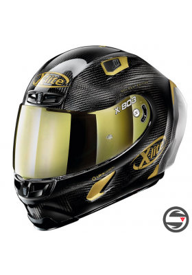 X-803 RS ULTRA CARBON GOLDEN EDITION 033