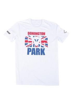 T-SHIRT DONINGTON D1 WHITE