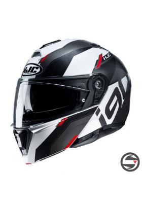 I90 AVENTA BLACK WHITE RED MC1