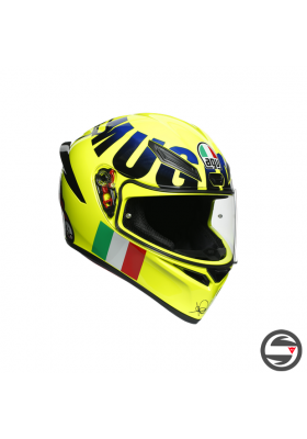 K1 AGV TOP 007 ROSSI MUGELLO 2016