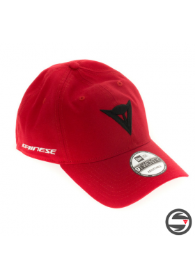 DAINESE 9TWENTY CANVAS STRAPBACK CAP 002 RED