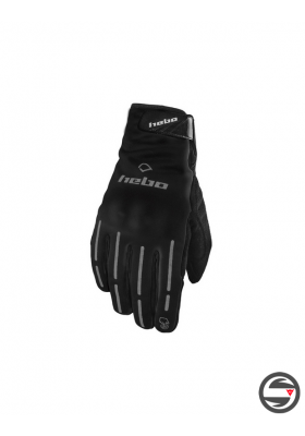HB1302 CLIMATE PAD GLOVES BLACK