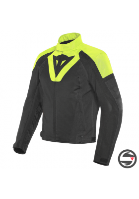 LEVANTE AIR TEX JACKET R17 BLACK YELLOW