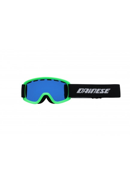 OPTI JR GOGGLES GREEN BLACK BLUE