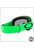 OAKL 7115-32 NEW O2 PRO MX GREEN MATT DARK LENS