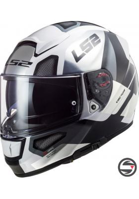 FF397 VECTOR AUTOMAT GLOSS WHITE TITANIUM