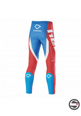 HE3137R PANT TRIAL PRO JUNIOR RED BLUE