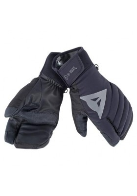 MITT D-DRY GLOVES BLACK CARBON