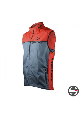 HE4351R GILET CHALECO HEBO LINE RED