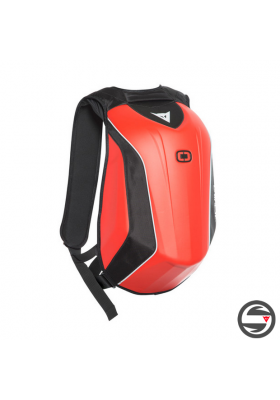 ZAINO D-MACH COMPACT BACKPACK 059 FLUO-RED