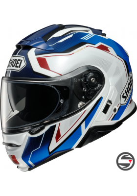 NEOTEC 2 RESPECT TC10 WHITE BLUE RED GLOSS