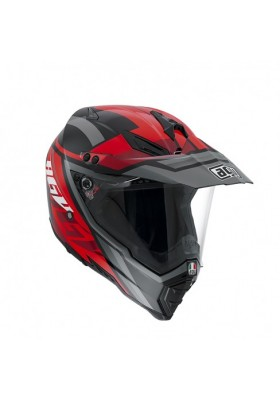 AX-8 DUAL EVO MULTI 008 KARAKUM BLACK RED