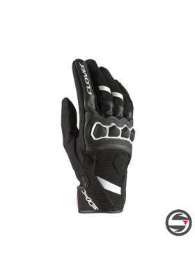 AIRTOUCH-2 LADY SUMMER GLOVES WHITE BLACK CLOVER