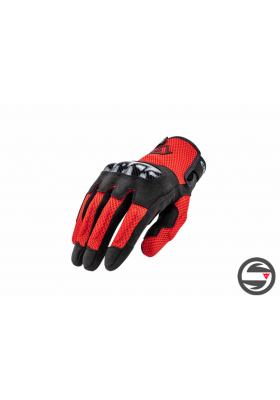 GUANTO GLOVES CE RAMSEY MY VENTED 110 RED