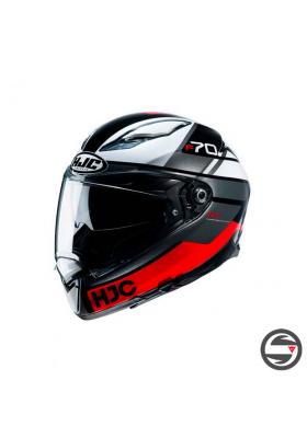 F70 TINO MC1 BLACK RED WHITE