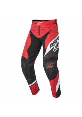 ALPINES. RACER SUPERMATIC PANTS 321 RED