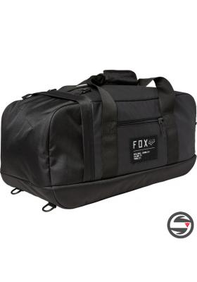24965-001 ZAINO BORSONE WEEKENDER DUFFLE BAG FOX BLACK