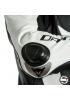 LAGUNA SECA 5 1PC PERF. LEATHER SUIT S/T 622 BLACK WHITE
