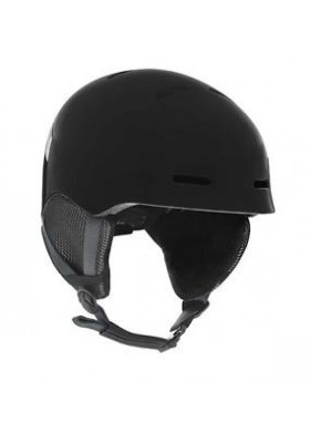 B-ROCKS HELMET BLACK ANTHRACITE