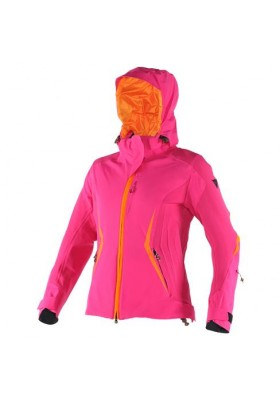 AEDE D-DRY JACKET LADY FUCHSIA-PURPLE