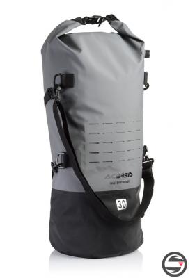 BORSA X-WATER BAG 30 LT VERTICAL 319 NERO GRIGIO