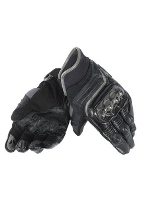 CARBON D1 SHORT GLOVES 691 BLACK BLACK