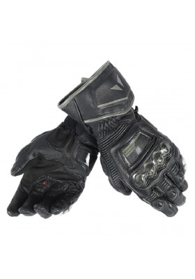 PELLE DRUID D1 LONG GLOVES BLACK BLACK