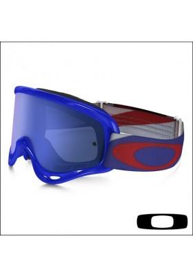 OAKL NEW O-FRAME HERITAGE RACER BLUE IRIDIUM BLUE (7029-31)