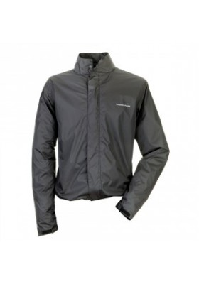 NANO RAIN JACKET PLUS BLACK (765-N)