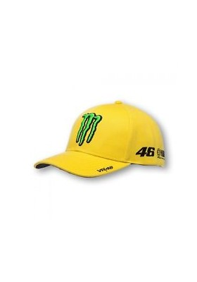 VR46 CAP YELLOW 218601