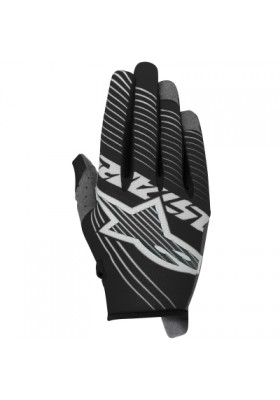 RADAR TRACKER GLOVES 12 BLACK WHITE