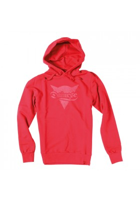 FELPA DAINESE FLAG SWEATSHIRT RED